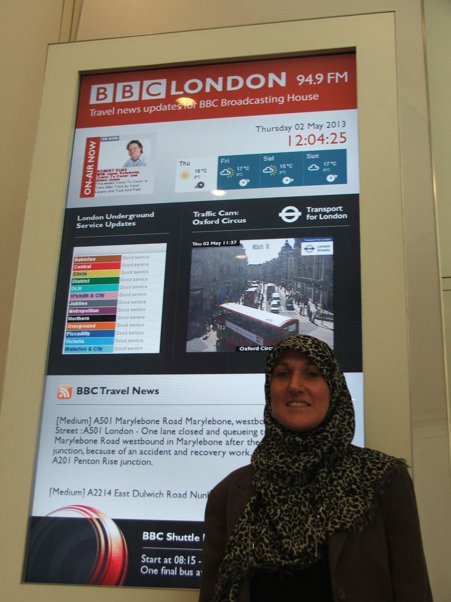 BBC Radio Live Below the Line