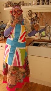 Aprons...one of them