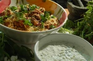Lamb Biriani