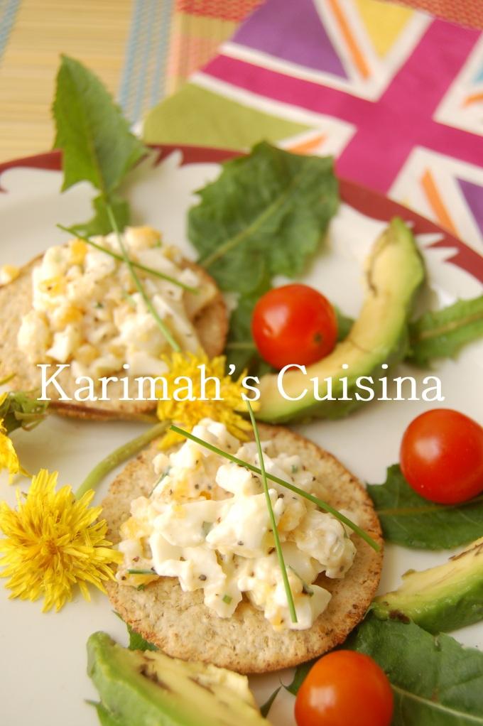 jubilee wheat free  egg mayo snack