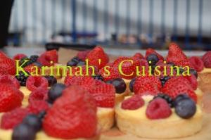 Seasonal Fruit Cakes