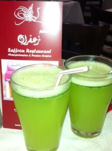 Mint & Lemonade