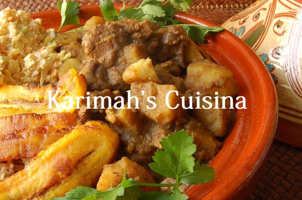 Karimah's Caribbean Curry
