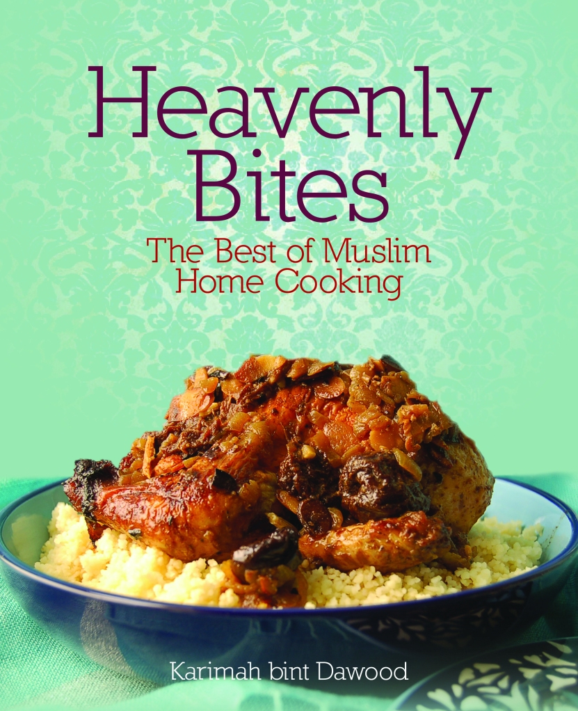 """ Heavenly Bites, the best of muslim home cooking"
