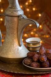 Dates and Herb Tea