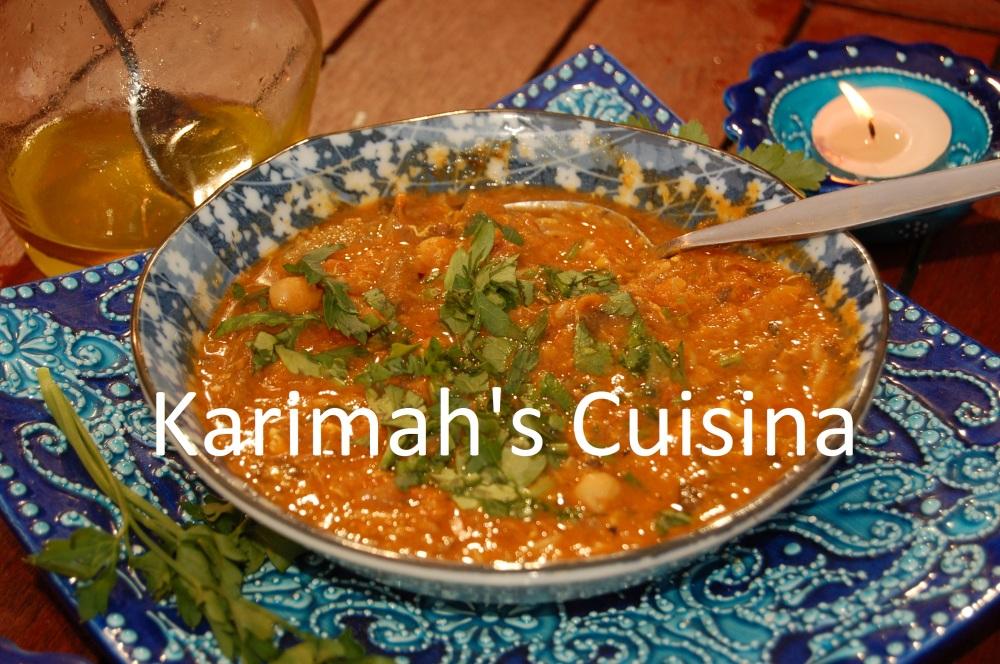 Morrocan Harira Soup