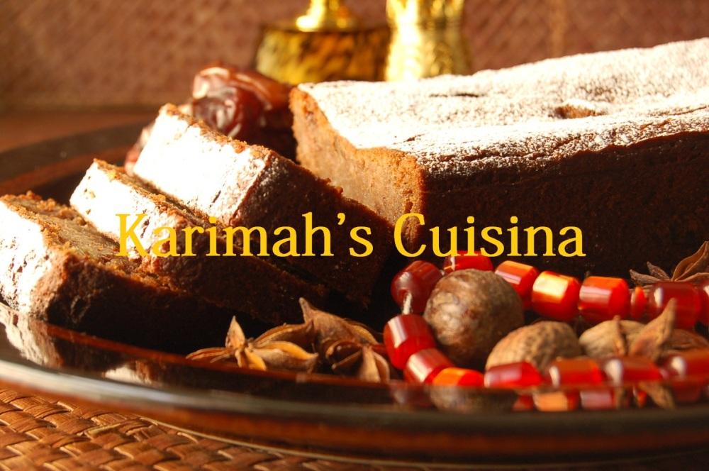 RAMADHAN EMERGENCY CAKE