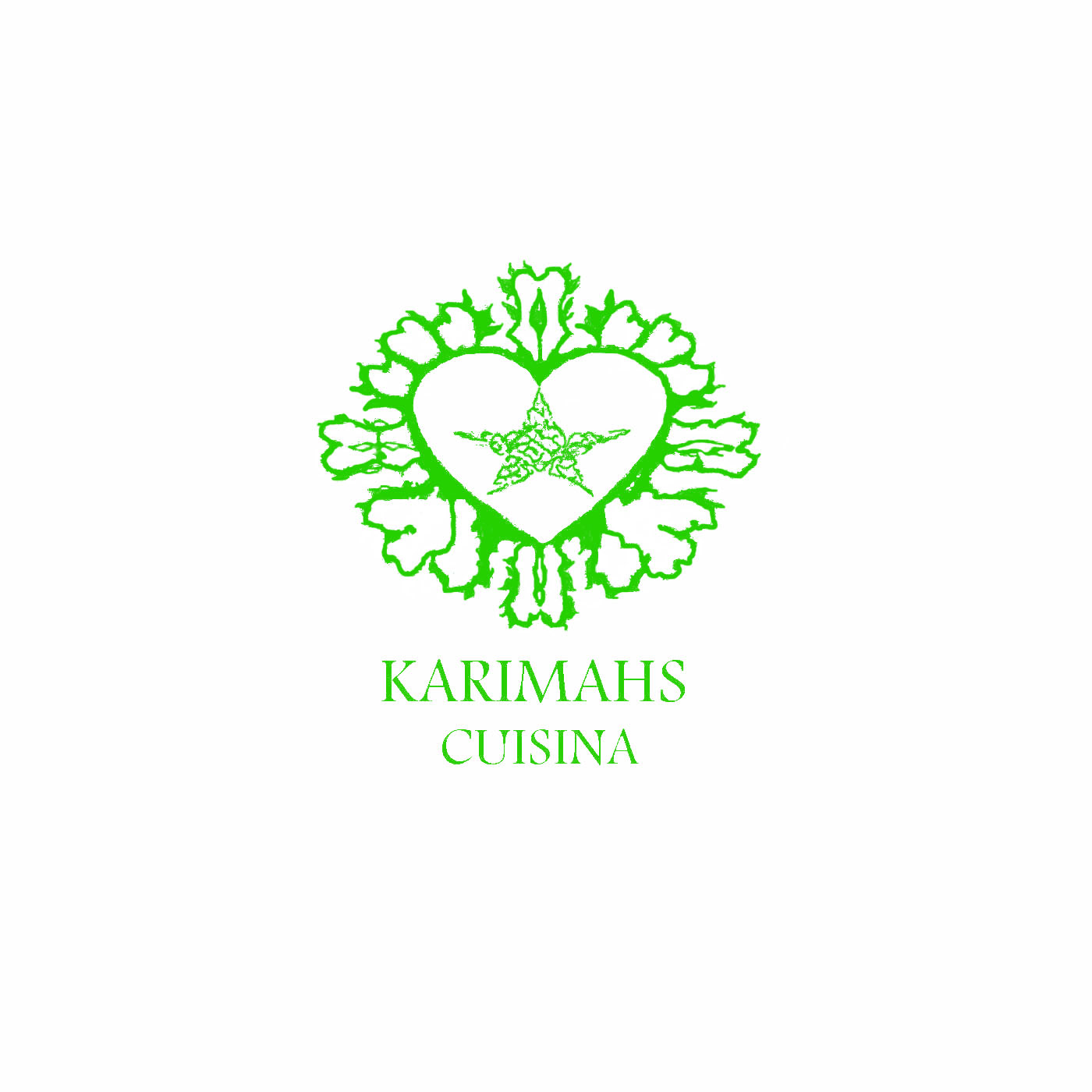 karimahs cuisina logo some feedback please. Black Bedroom Furniture Sets. Home Design Ideas