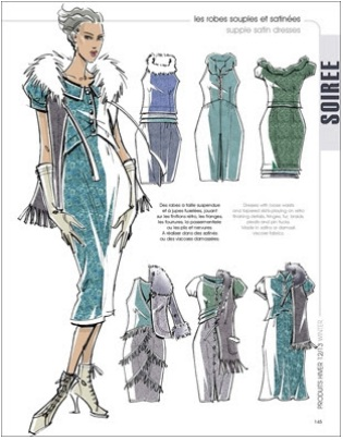 WINTER  DRESS TRENDS 2012/13