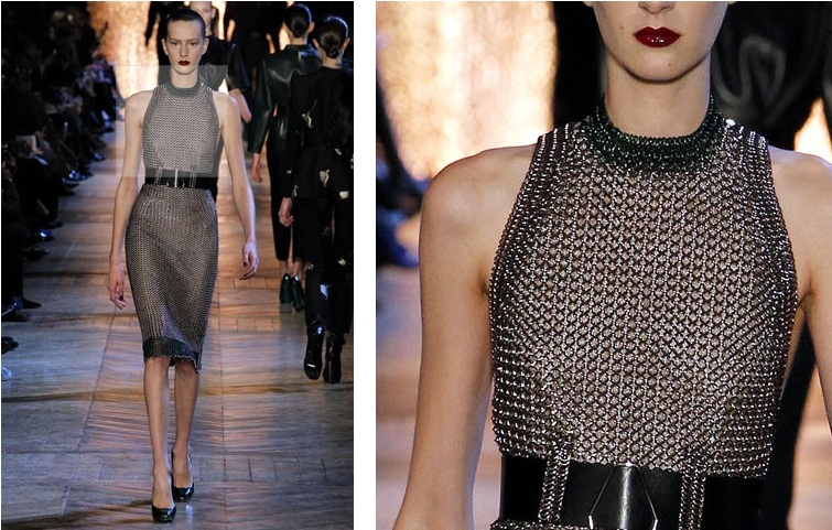YSL CHAINMAIL