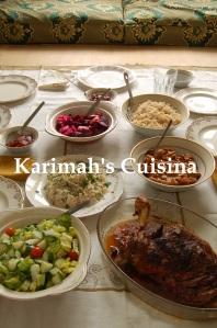 Eid Lamb Feast