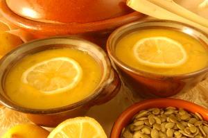 Oriental Butternut Soup