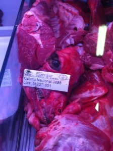 Portuguese Sheep's Head