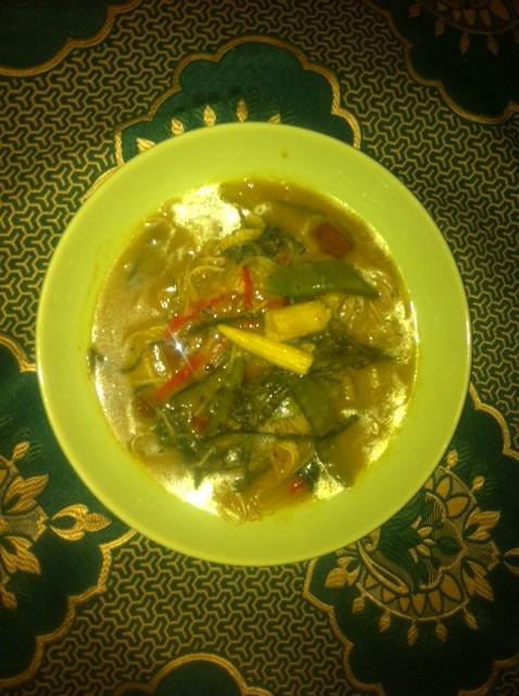 Thai Veggie Soup