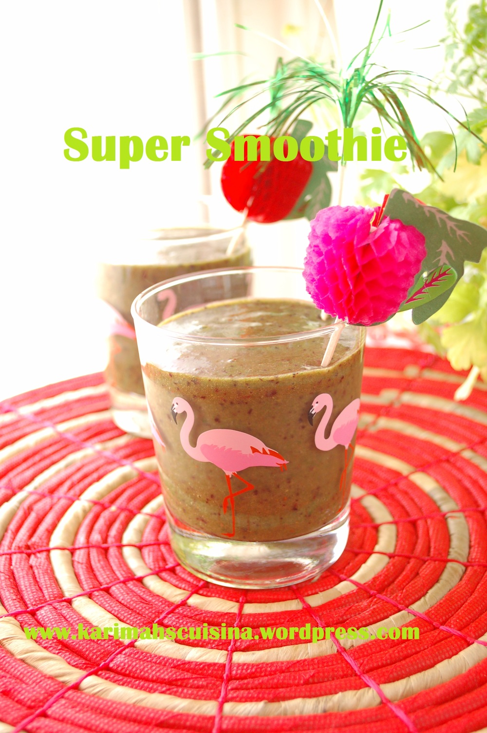 Super Smoothie Blackcurrant