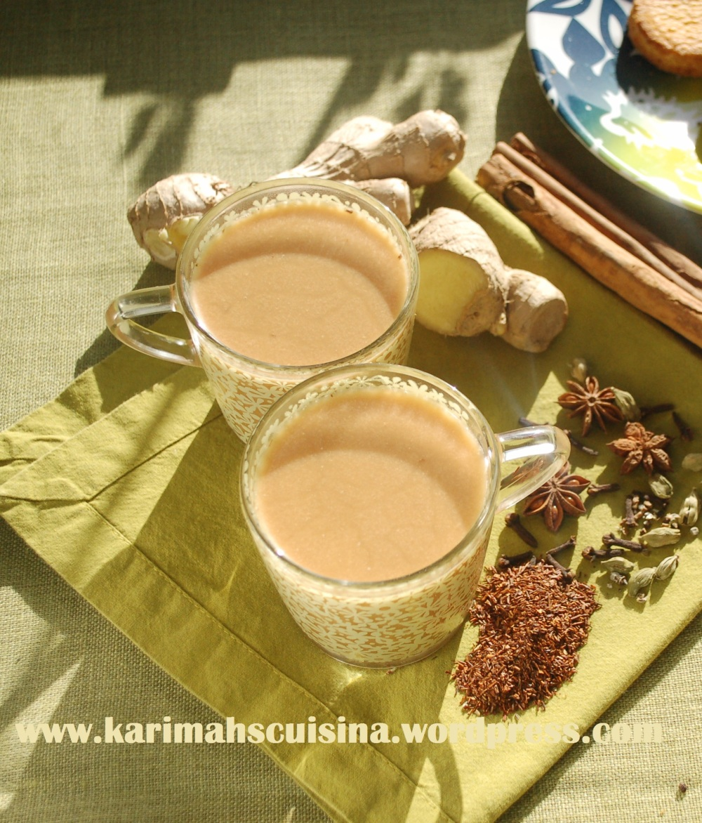 Chai Masala Spicy Tea