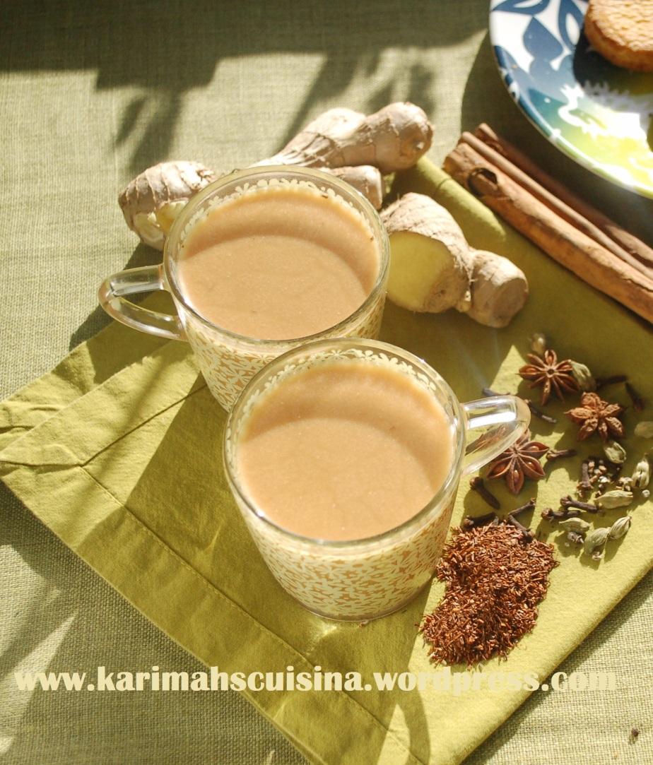 Chai Masala Spicy Tea