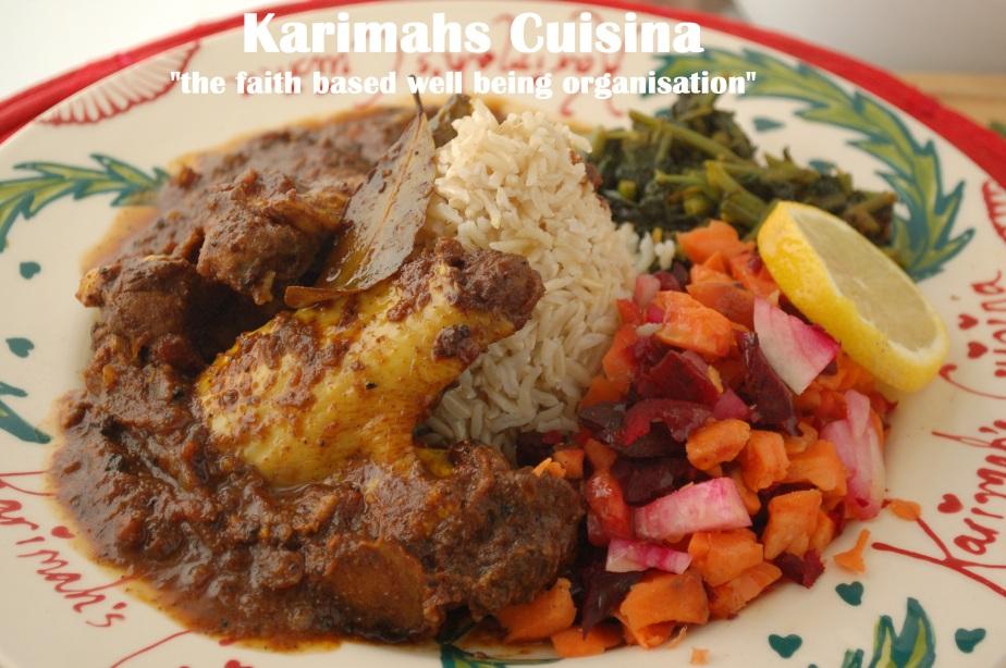 Chicken Curry ...Karimah Stylee