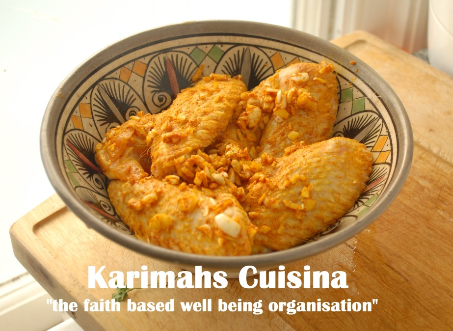 Indian Chicken Marinade