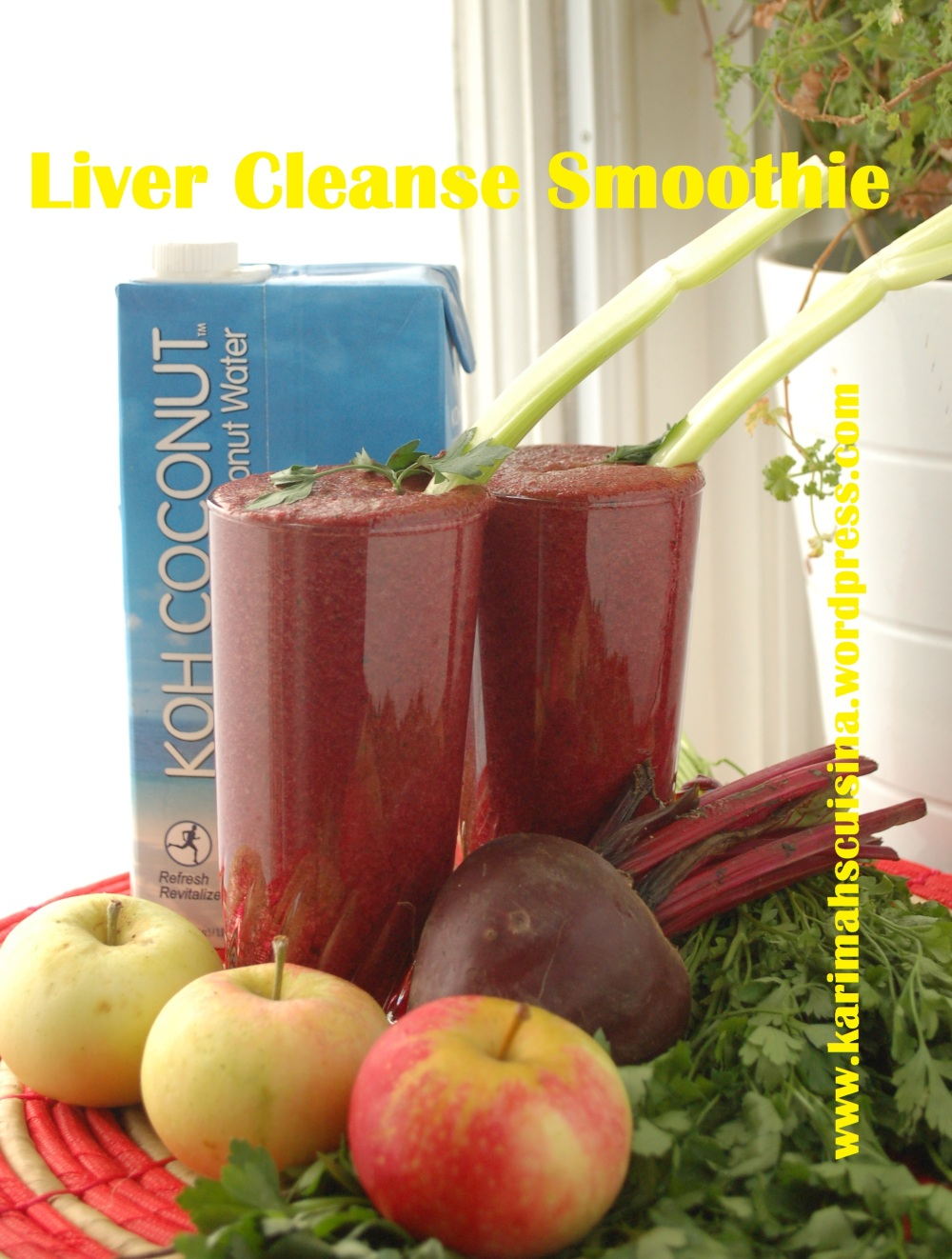 Liver Cleanse Ingredients