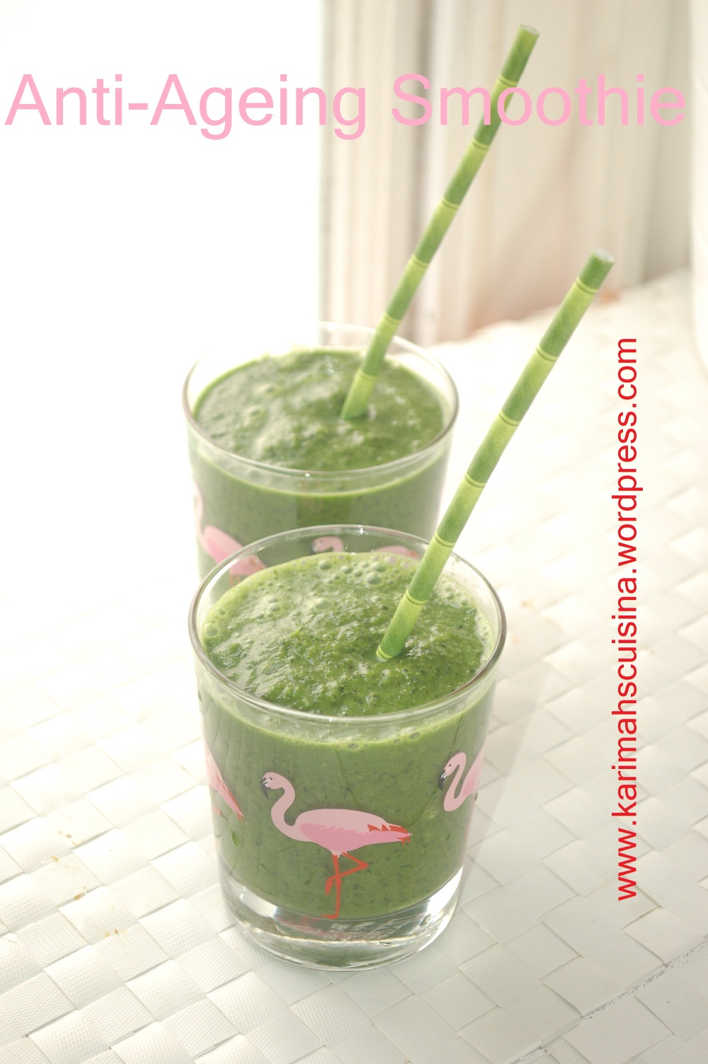 Green Smoothie Anti-aging