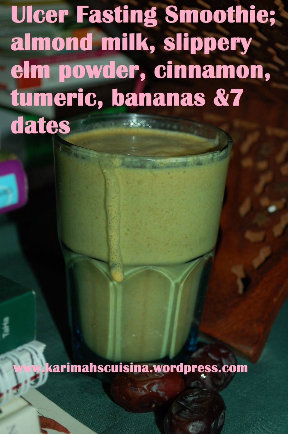 Ulcer Smoothie