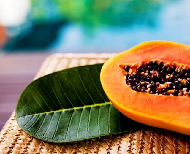 Papaya..foto Lorens World