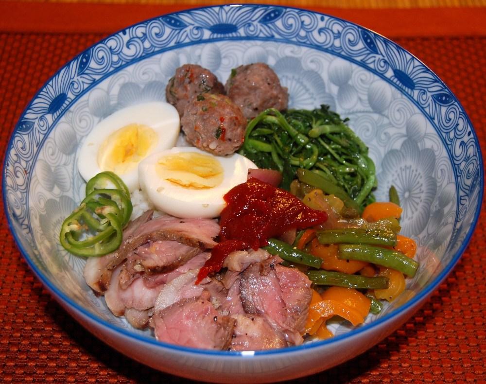 Bi Bim Bap-Too Much Meat
