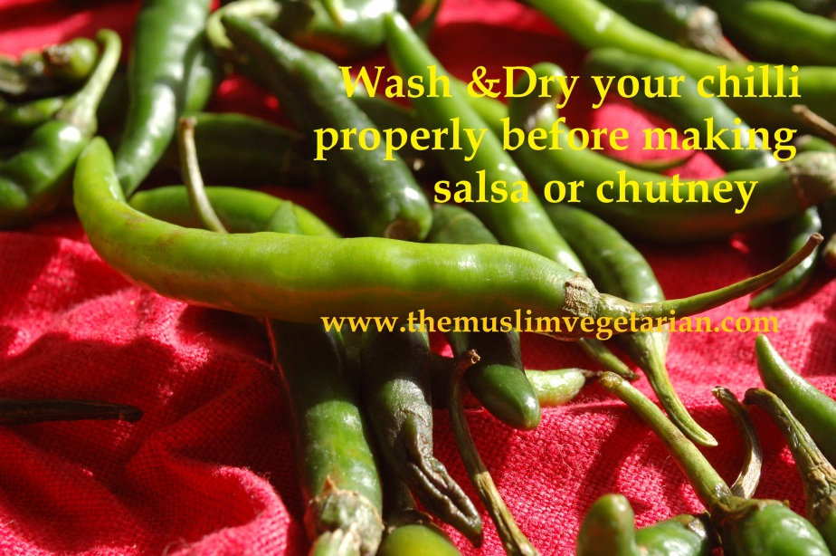 Dry Your Chillies