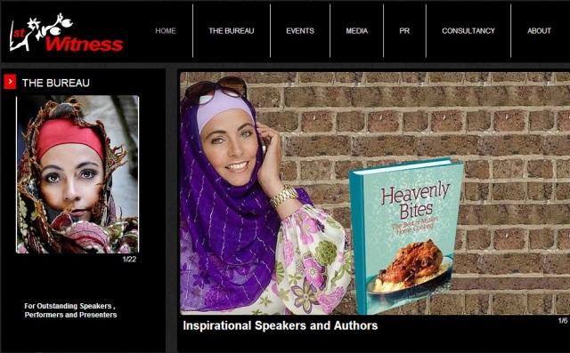 Karimah bint Dawoud- c/o 1st Witness management