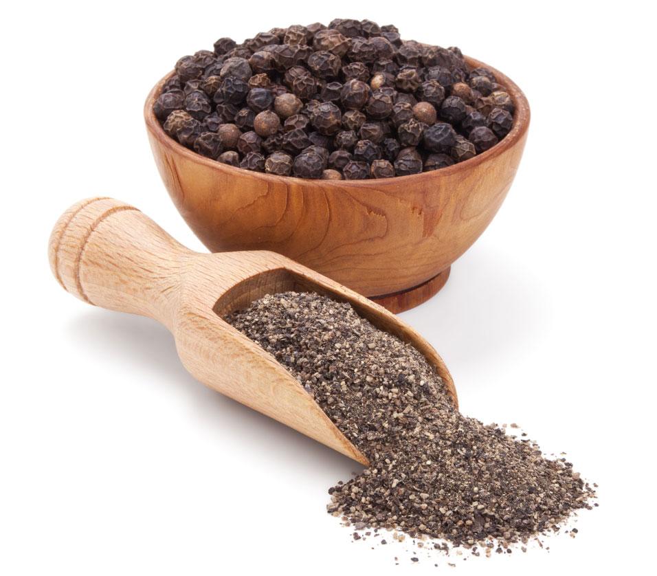 Black Pepper is a Stimulant