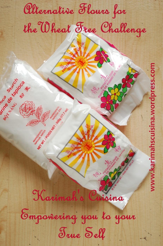 Wheat Free Flour Mix