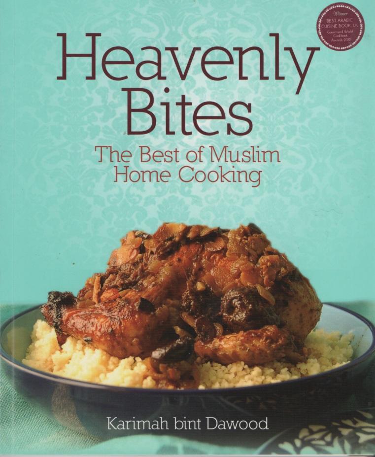 heavenly bites gourmand award