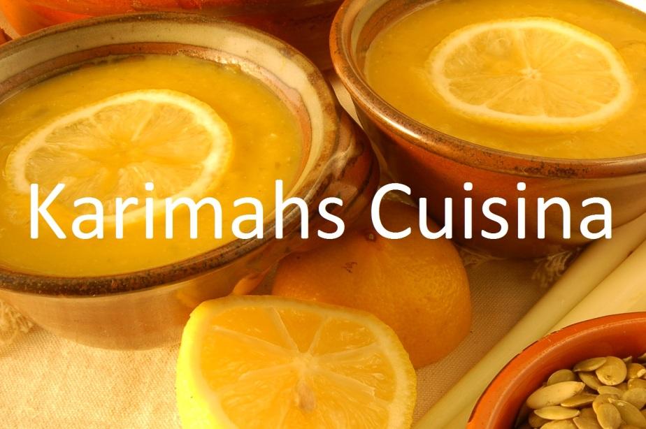 lemon grass squash soup