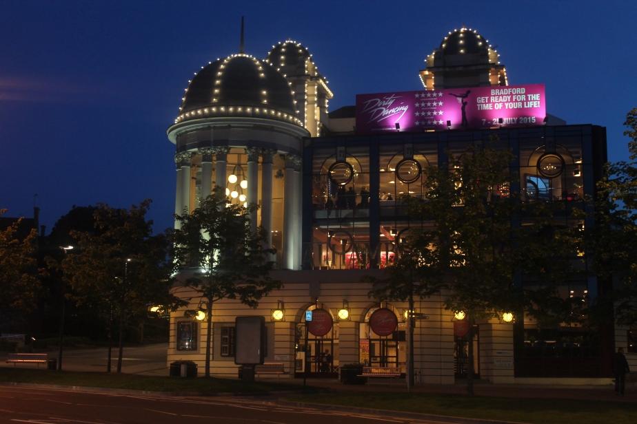 The Alhambra Theatre, Bradford