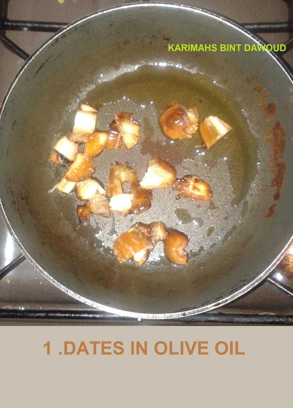 DATES IN OIL tex