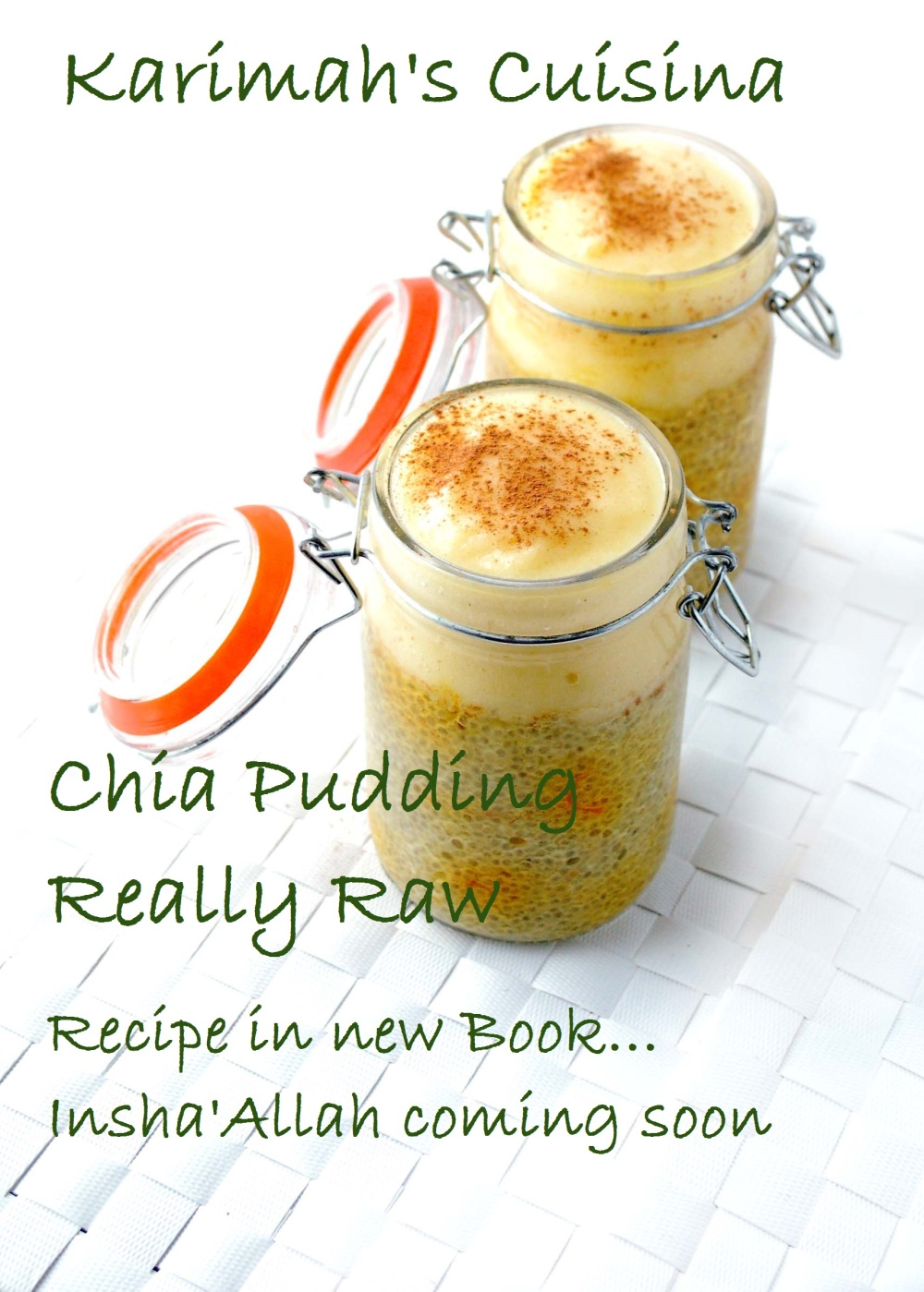 Fruit Fresh Chia Pudding