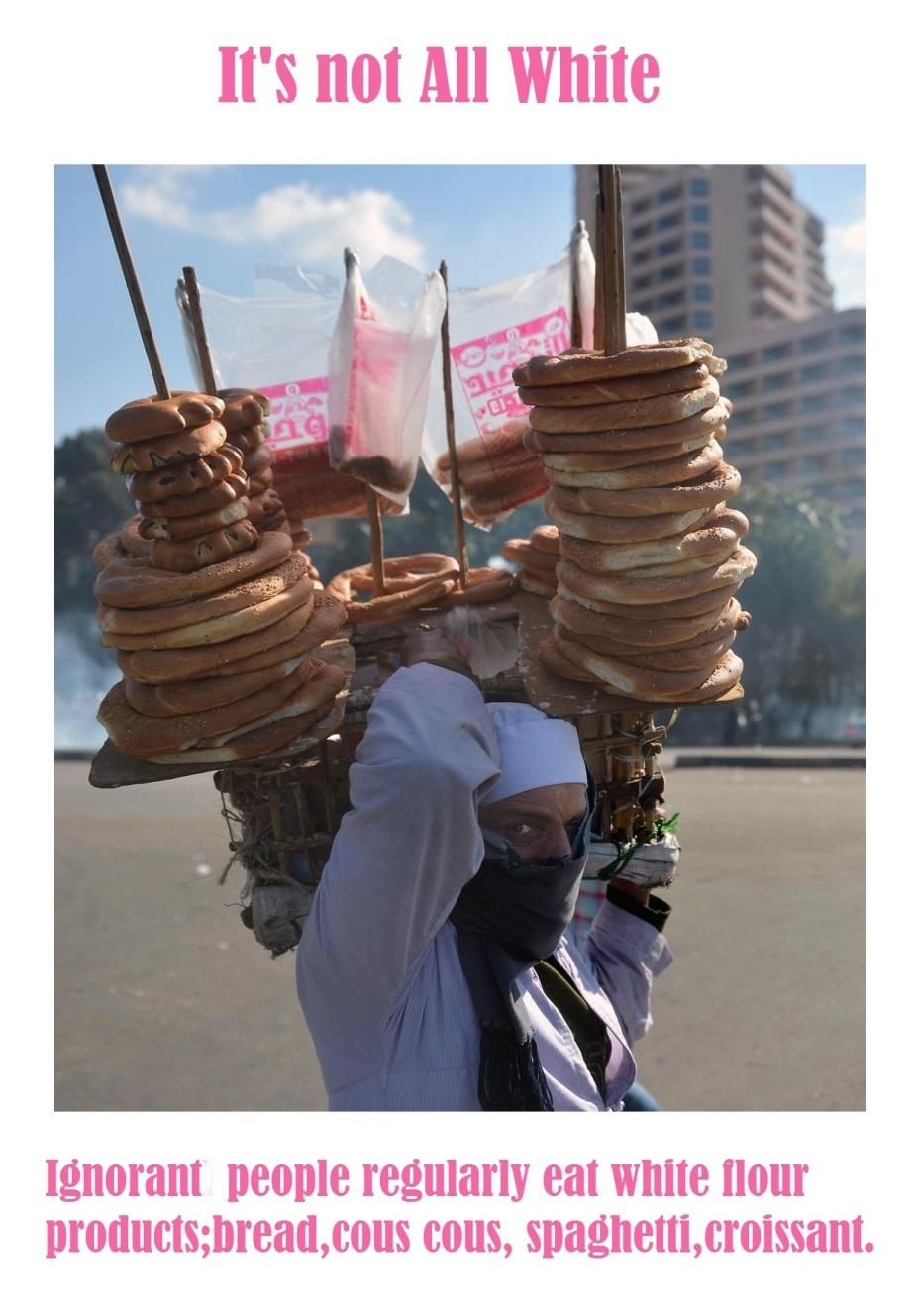 arab white bread