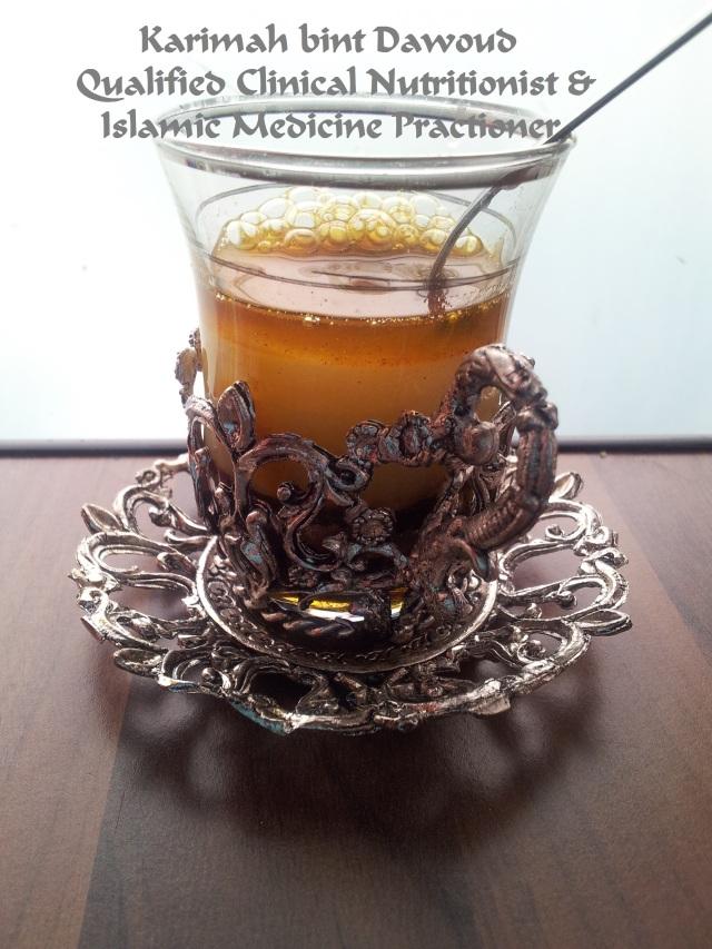 POWERFUL POTION..Black Seed Oil Honey Cinnamon Haldi Pepper