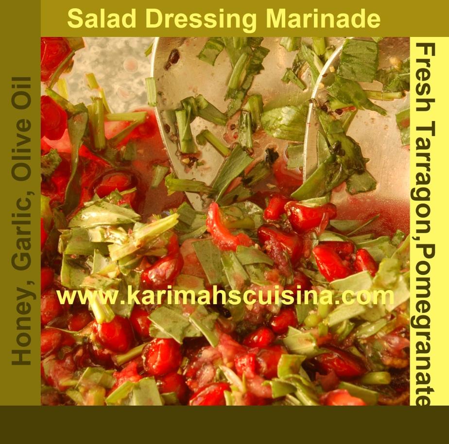 tarragon dressing