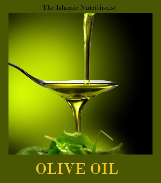 olive oil text
