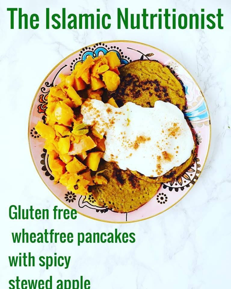 wheatfree pancakes