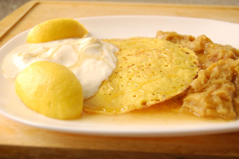 rhubarb pancakes 041