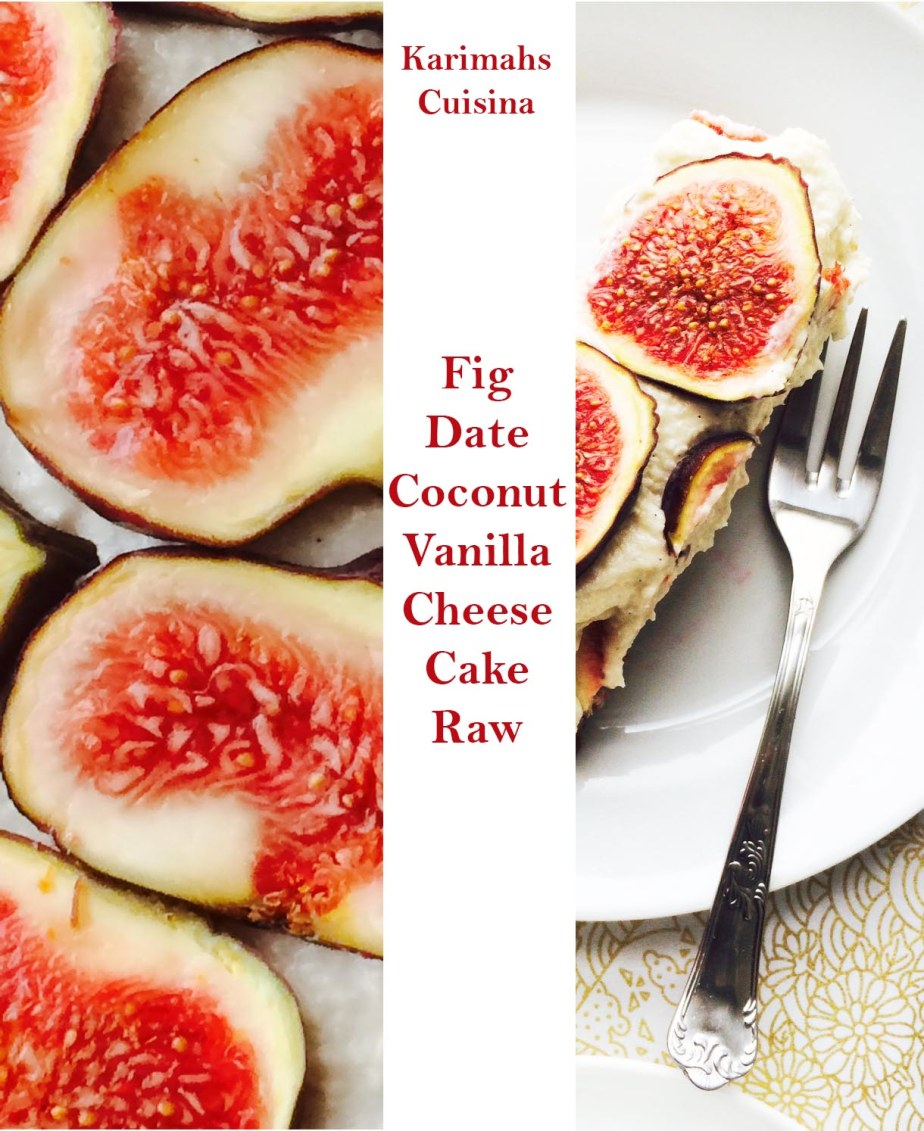fig cheesecake collogue text