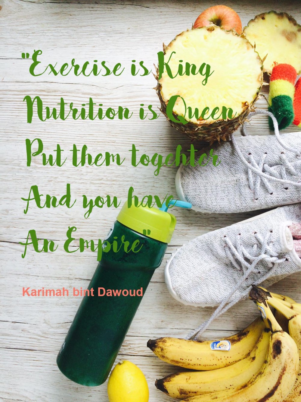 exercise is king