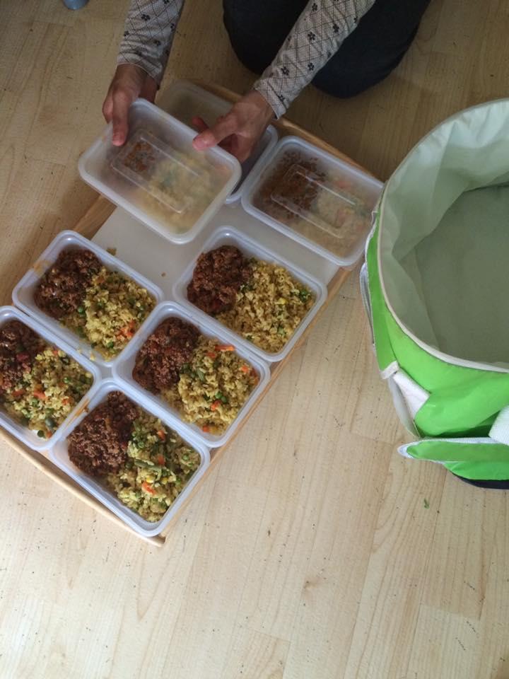 feed the need ramadan 2018 packing food