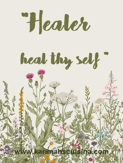 healer heal thy self