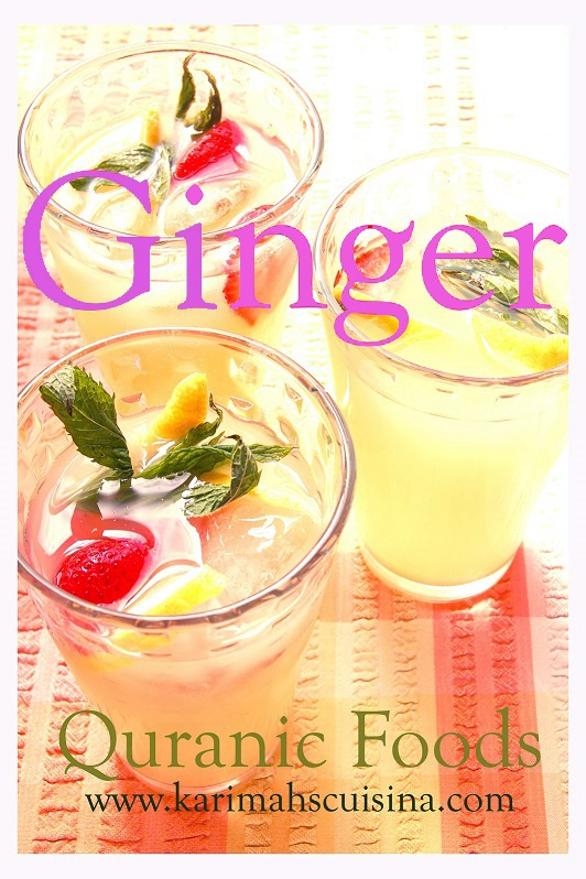 ginger fire water small text