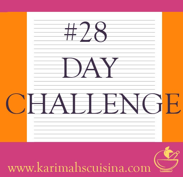 28 day challenge winter 2019