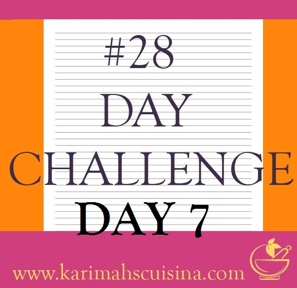 28 day challenge winter DAY 7